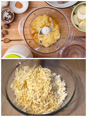 что можно приготовить из отварных яиц