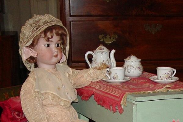 с какого возраста можно чай