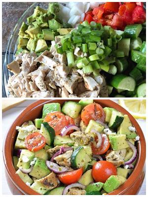 венесуэльский салат