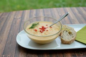 острый соус к шашлыку с хреном