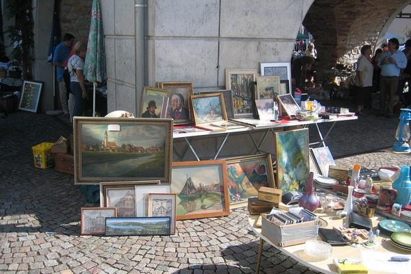 стандартные форматы картин и рамок для них