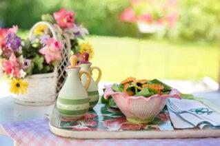 Заправка для салата из свежих овощей: рецепты, советы