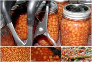 Спаржевая и зерновая фасоль в томатном соусе на зиму: рецепты, советы