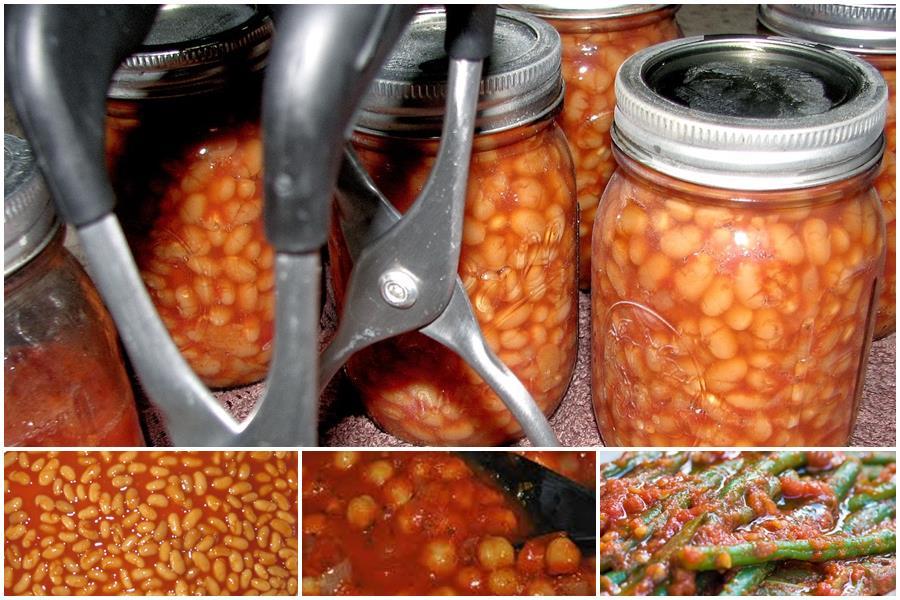 You are currently viewing Спаржевая и зерновая фасоль в томатном соусе на зиму: рецепты, советы