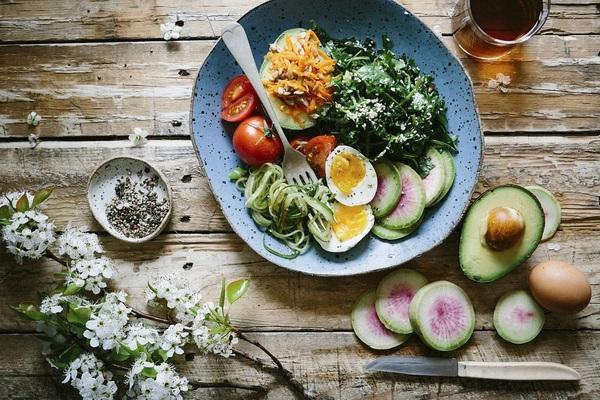 заправка для салата с авокадо