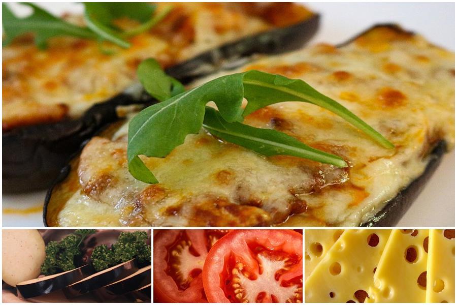 You are currently viewing Баклажаны по-французски с помидорами и сыром в духовке: рецепты, советы