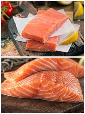 рецепт слабосоленого лосося