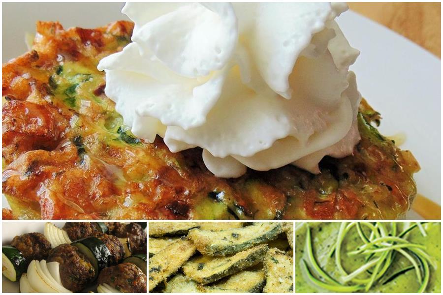 You are currently viewing Что можно приготовить из кабачков быстро и вкусно: рецепты на ужин, и не только