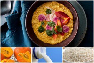 Read more about the article Как варить рисовую кашу с тыквой на воде и молоке: рецепты, советы
