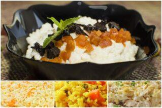 Read more about the article Рис в микроволновке: рецепты гарниров и основных блюд, технология приготовления