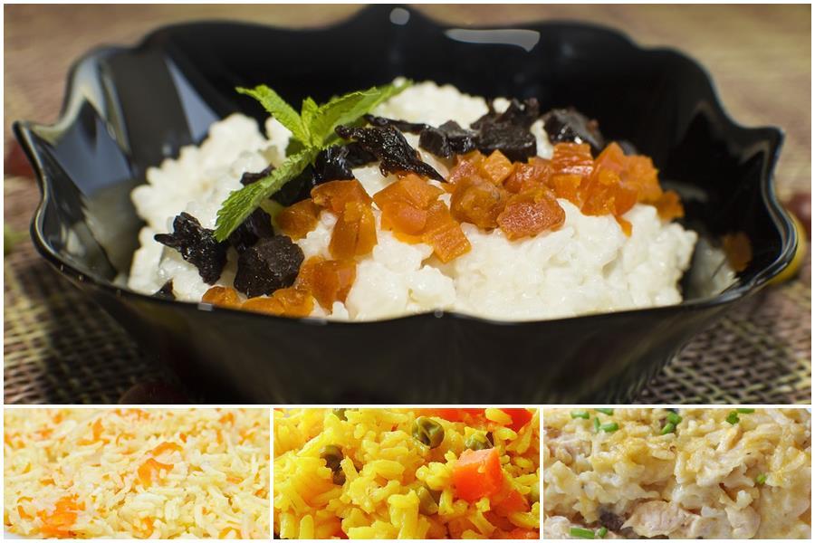You are currently viewing Рис в микроволновке: рецепты гарниров и основных блюд, технология приготовления