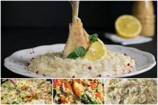 Ризотто с курицей: классические рецепты итальянского блюда, советы по его приготовлению