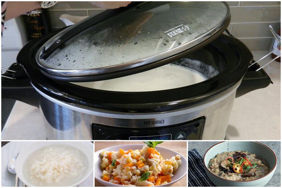 You are currently viewing Рисовая каша в мультиварке: как приготовить на воде и молоке, рецепты сладких и несладких блюд