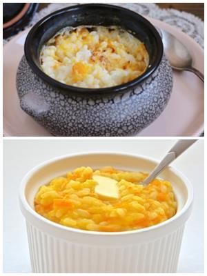 рисовая каша с тыквой в духовке